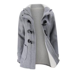 Dámský luxusní podzimní kabátek Marissa