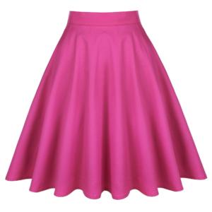 Dámská vintage kolová sukně Angelica