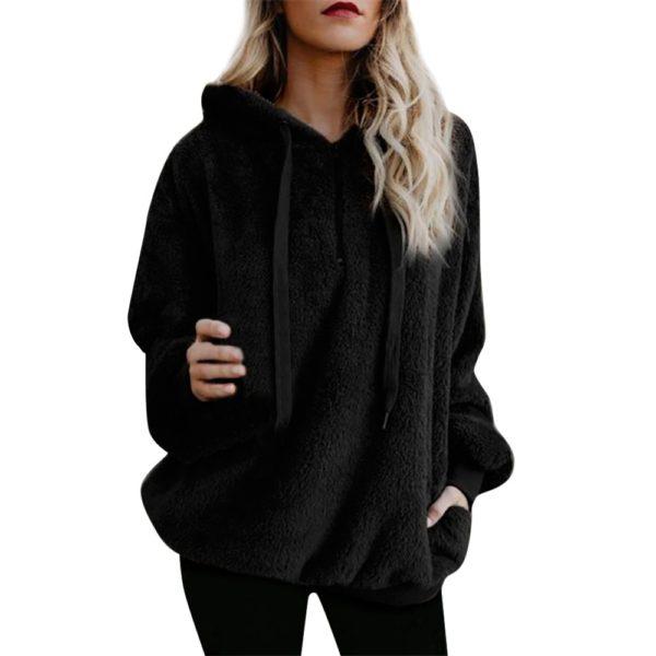 Dámský vlněný kašmírový kabát Bryce