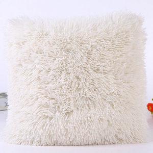 Huňatý dekorativní povlak na polštář Dania