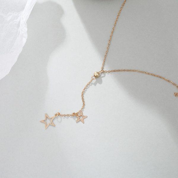 Dámský stylový náhrdelník Star