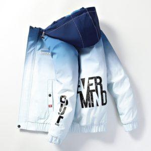 Pánská módní podziní bunda George