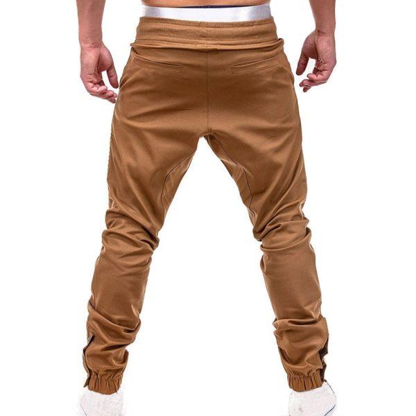 Pánské luxusní skinny kalhoty