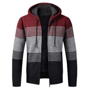 Pánský podzimní kašmírový svetr Steve