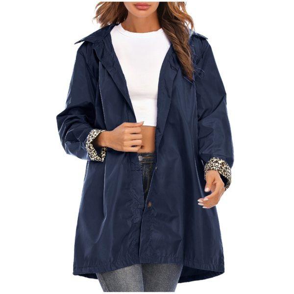 Dámský podzimní nepromokavý kabát Kirstie