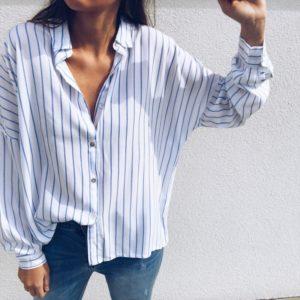 Dámská pruhovaná košile Nora