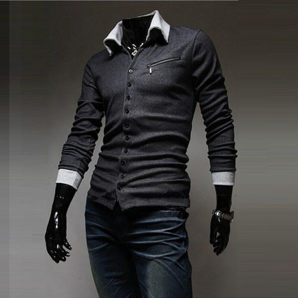 Pánský elegantní pulover Anderson