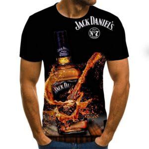 Pánské stylové triko Jack