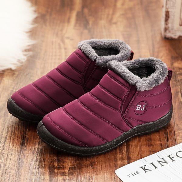 Dámské zimní boty Sandra