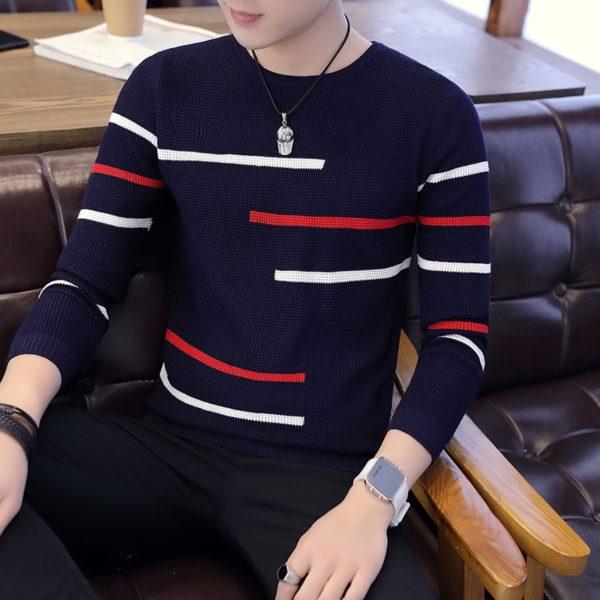 Pánský moderní svetr Darren