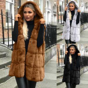 Dámská luxusní vesta Tatiana