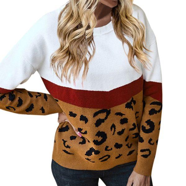 Dámský moderní svetr Jazmin