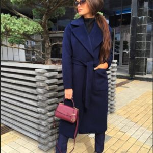 Dámský luxusní podzimní kabát Kendy