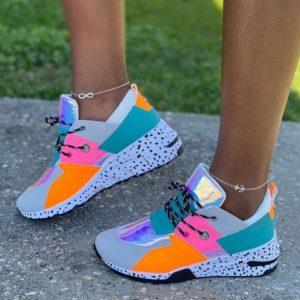 Dámské barevné sneakersky Mylie