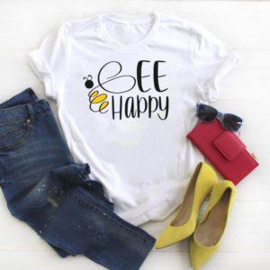 Dámské stylové triko Bee