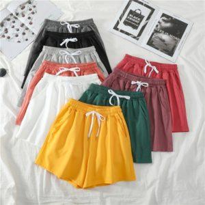 Dámské letní příležitostné šortky Moshe - kolekce 2020