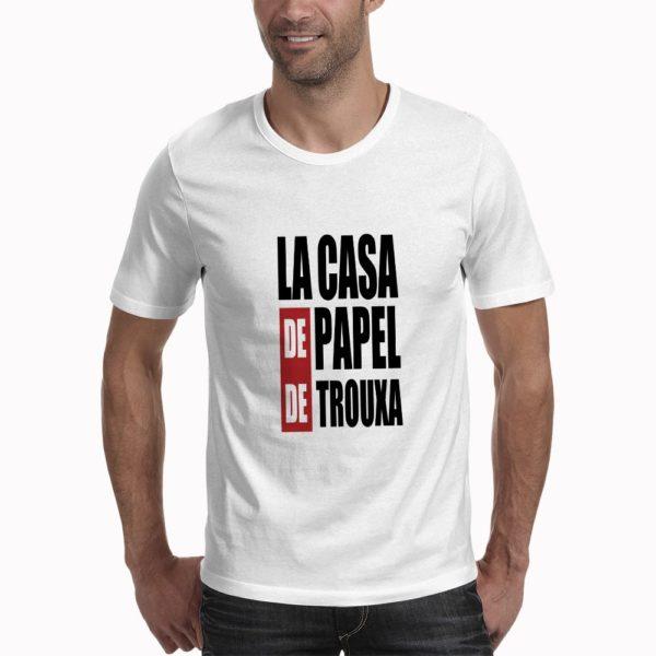 Pánské luxusní triko House of Paper