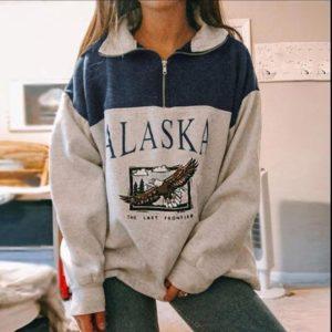 Dámská luxusní mikina Alaska