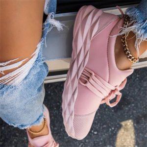 Dámské nadčasové sportovní boty Adriana