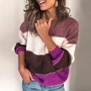 Dámský moderní svetr Yanis