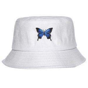 Dámský stylový klobouk Butterfly