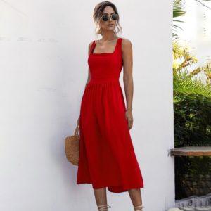 Dámské elegantní volnočasové šaty