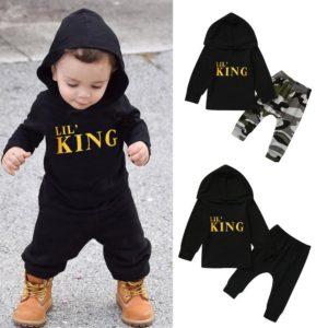 Dětská souprava King