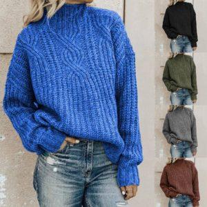 Dámský luxusní pletený svetr Mariah