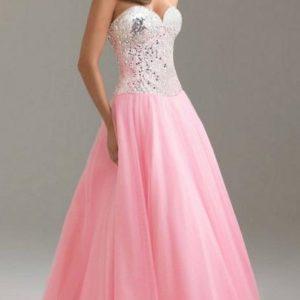 Dámské elegantní plesové šaty Adriana