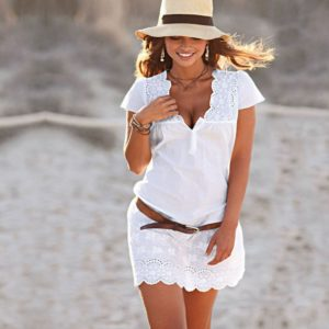 Dámské elegantní letní šaty Andrea