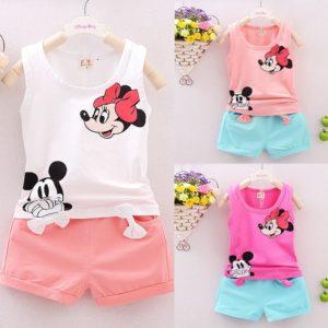 Dětská souprava Mickey mouse