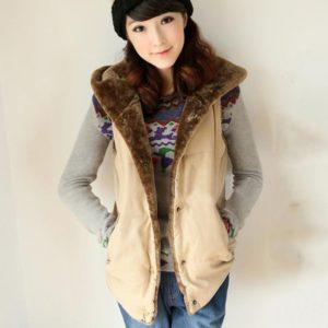 Dámská stylová vesta Chiara