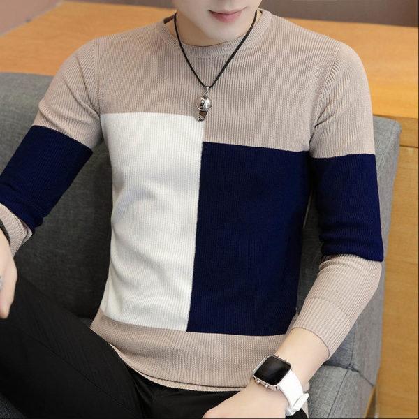 Pánský moderní svetr Nolan