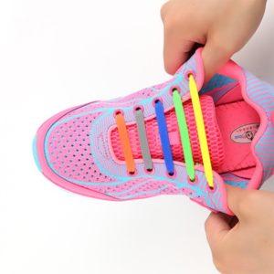 Unisex silikonové tkaničky do bot
