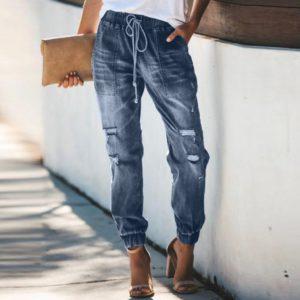 Dámské džíny s vysokým pasem Rachel