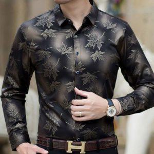 Pánská luxusní košile Maple