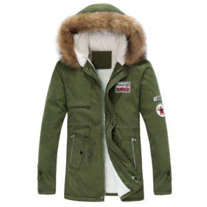Pánská zimní zateplená bunda Wiley
