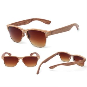 Unisex stylové sluneční brýle