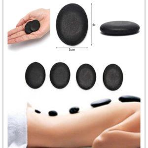Masážní nahřívací kameny Mellor