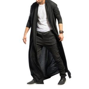Pánský stylový dlouhý kardigan Tonny