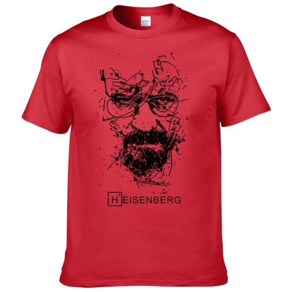 Pánské stylový tričko Breaking Bad