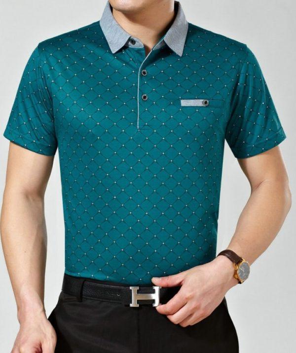 Pánská moderní košile Kyan