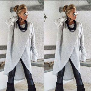 Dámský stylový podzimní svetr Ciara