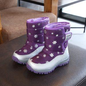 Dětské zimní zateplené boty Comfy