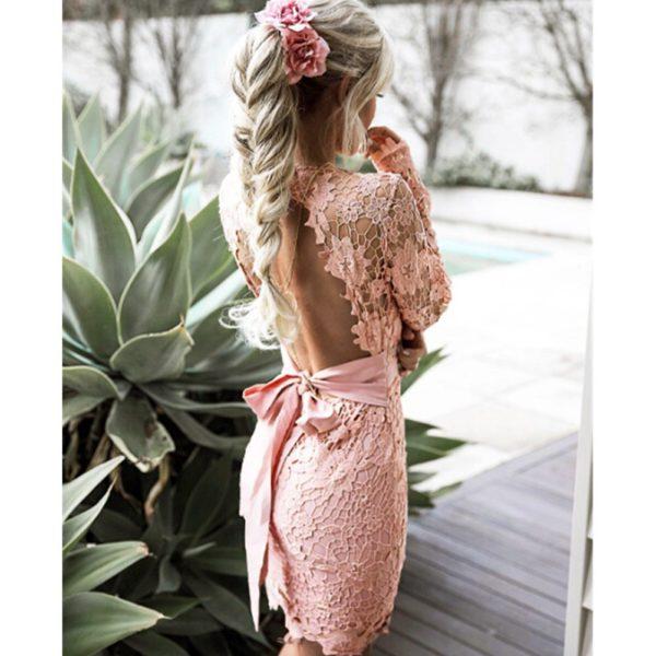 Dámské luxusní šaty Casandra