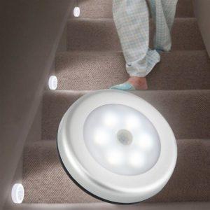 LED bodovésenzorové světlo Whitmore