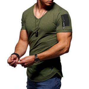 Pánské stylové triko Nathan
