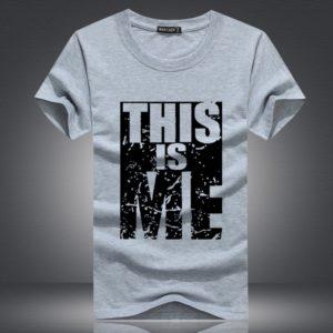 Pánské stylové triko This is Me