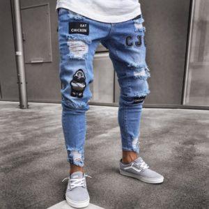 Pánské moderní kalhoty Captain