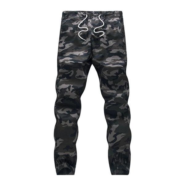 Pánské maskáčové kalhoty